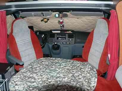 camping-car BENIMAR TESSEO