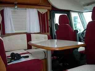 camping-car RAPIDO 9090 DF