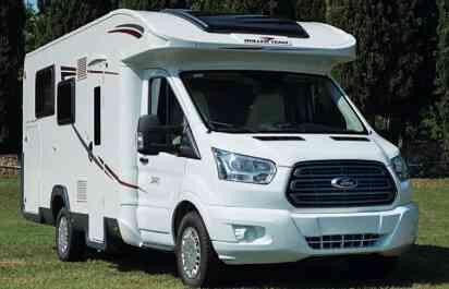 camping-car ROLLER TEAM KRONOS 265 TL