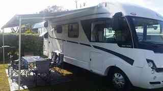 camping-car ITINEO SB 700