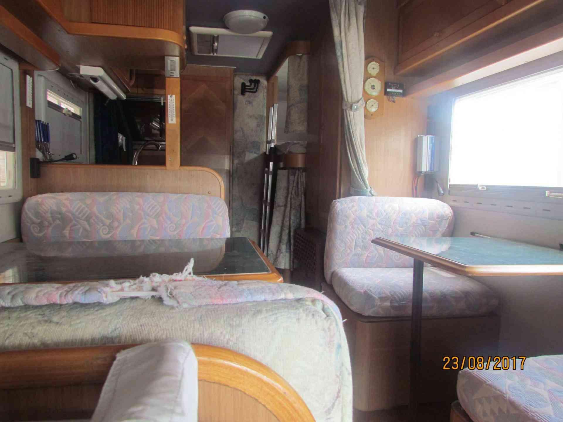 camping-car MOBILVETTA ICARO - IVECO  35.12