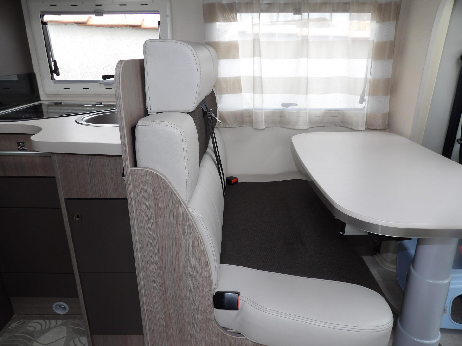 camping-car CHALLENGER GENESIS 288 EB