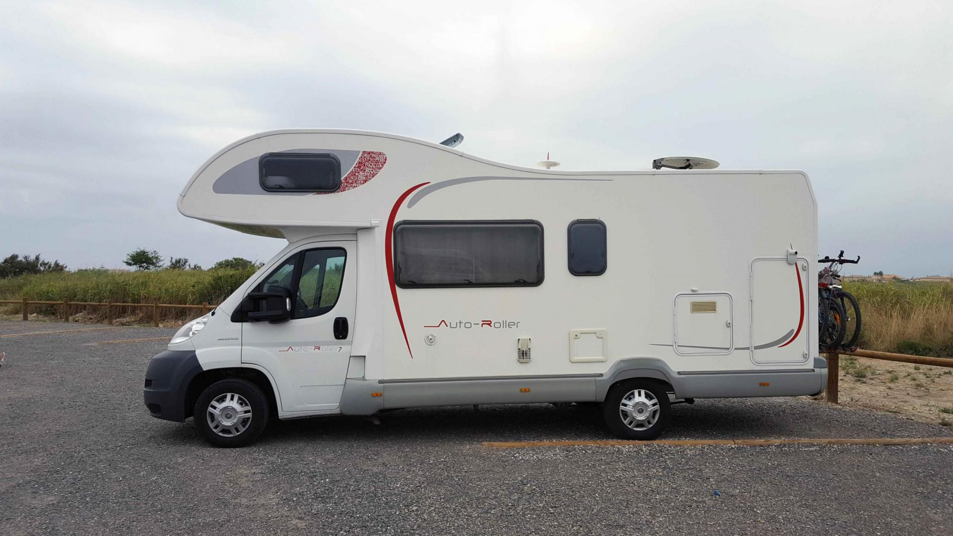 camping-car ROLLER TEAM AUTOROLLER 7
