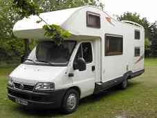 camping-car JOINT J 365