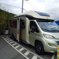 camping-car BURSTNER IXEO IT 728 G LUXE Boite Auto
