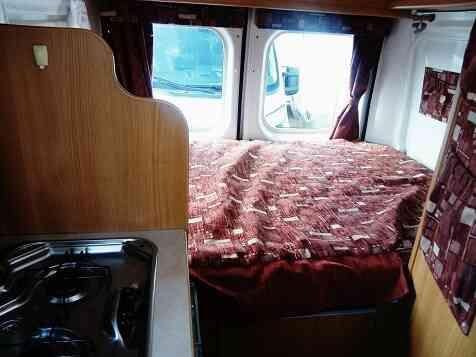 camping-car FONT VENDOME LE BRANTOME H.S.