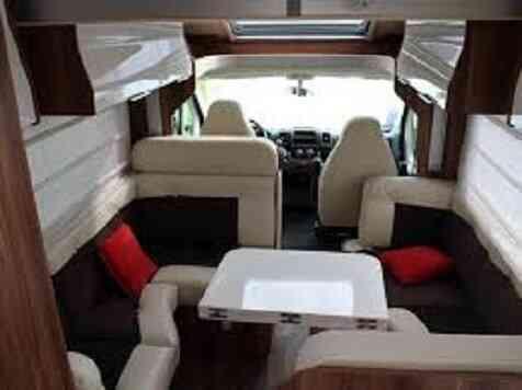 camping-car ROLLER TEAM ZEFIRO 274 TL
