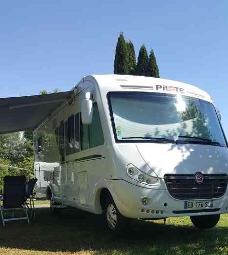 camping-car PILOTE G 740 SENSATION