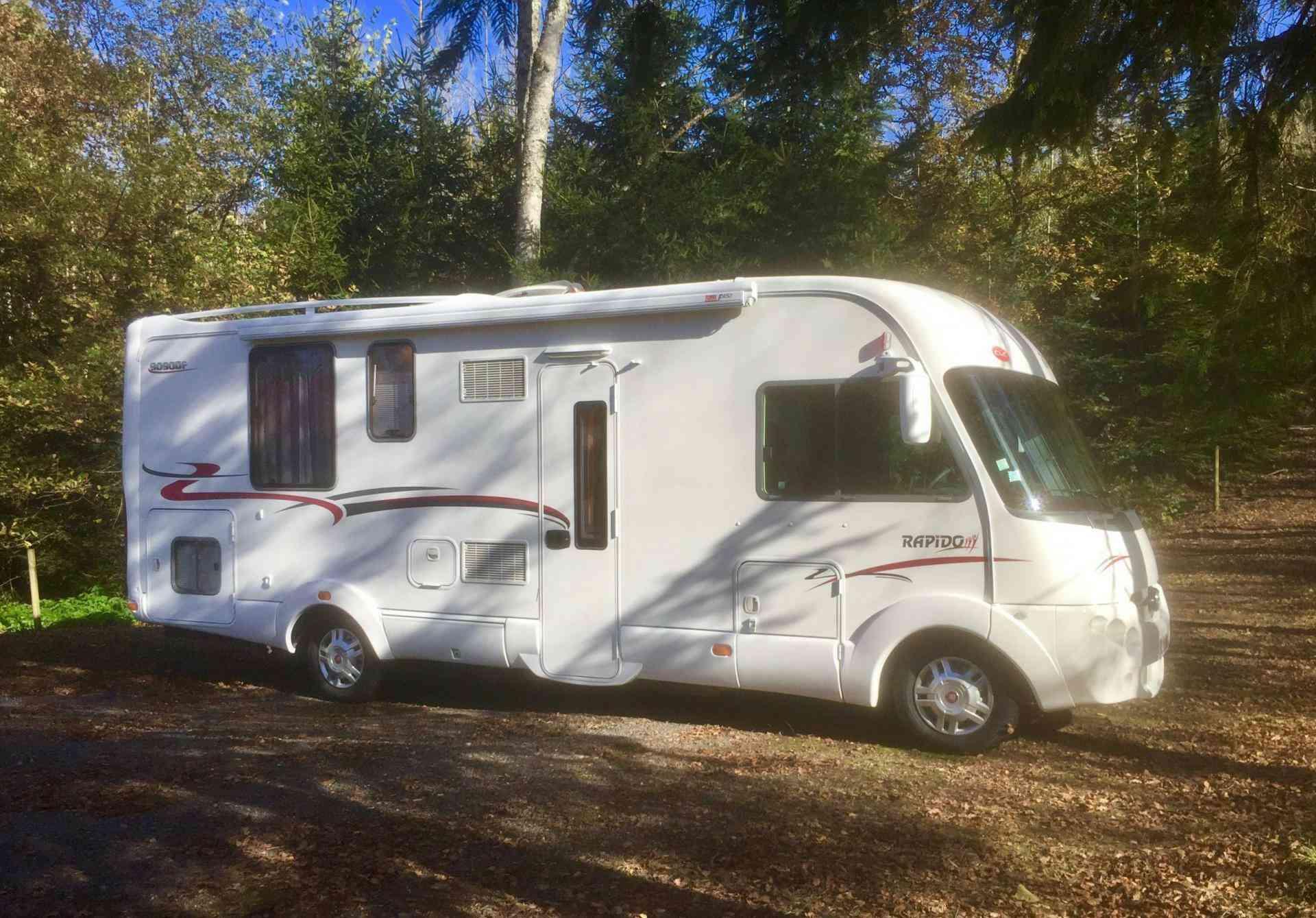 camping-car RAPIDO 90 90 DF