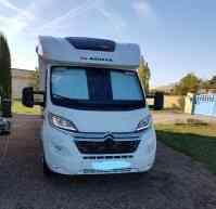 camping-car ADRIA MATRIX AXESS 670 SL