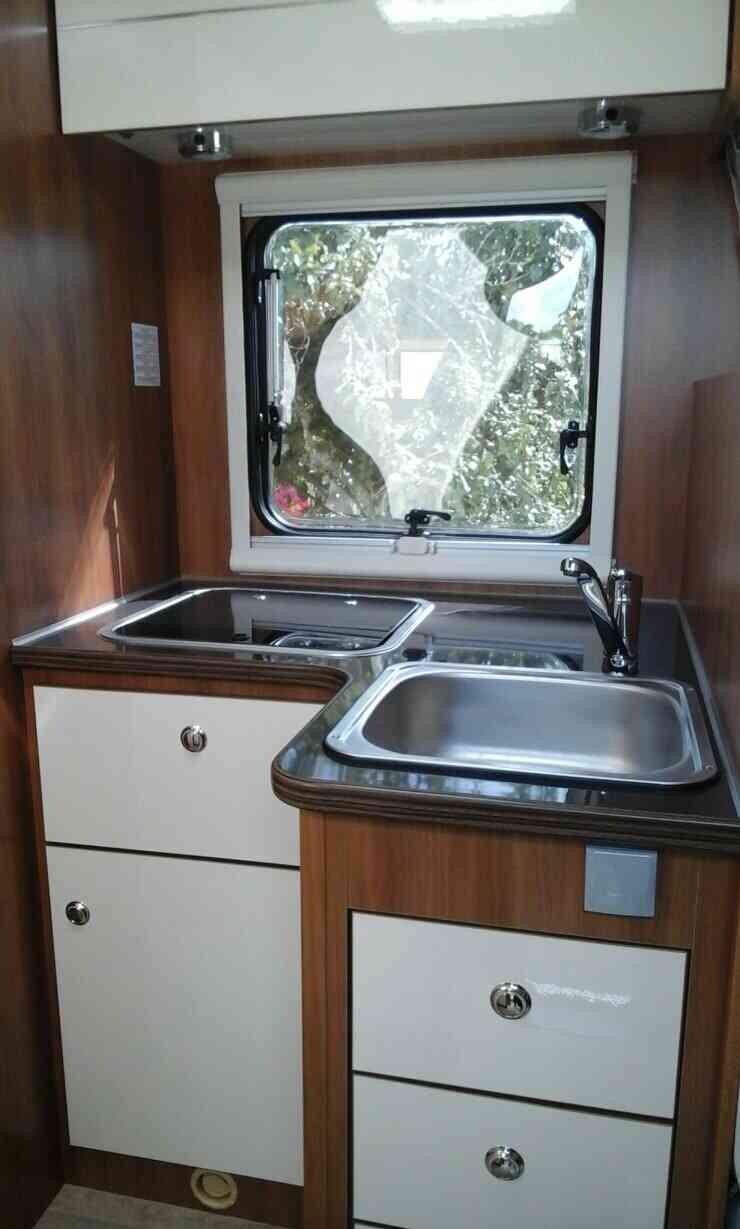 camping-car RIMOR KATAMARANO