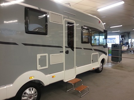 camping-car ITINEO MC 740