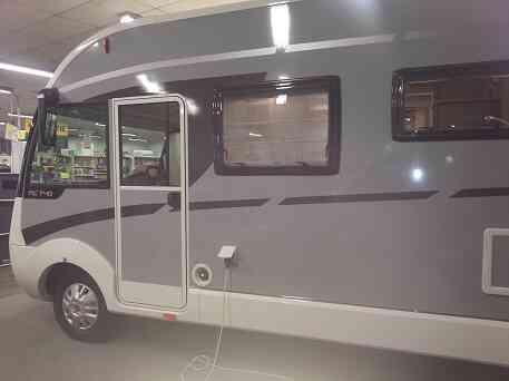 camping-car ITINEO MC 740