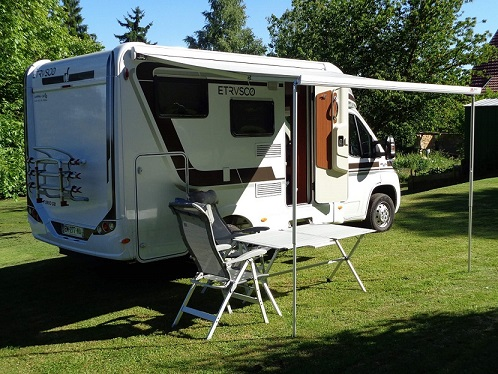 camping-car ETRUSCO T 5900 DB
