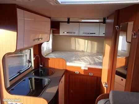 camping-car  ETRUSCO T 5900 DB
