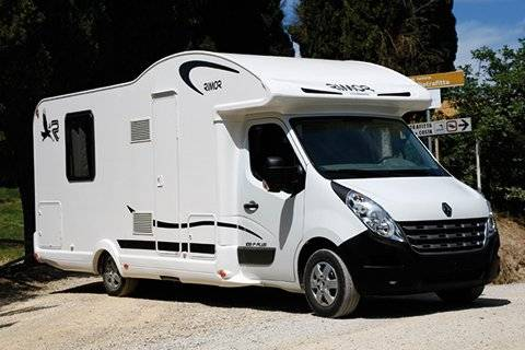 camping-car RIMOR  109 PLUS