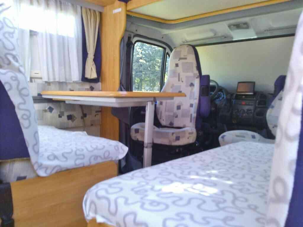 camping-car ADRIA  660 SP