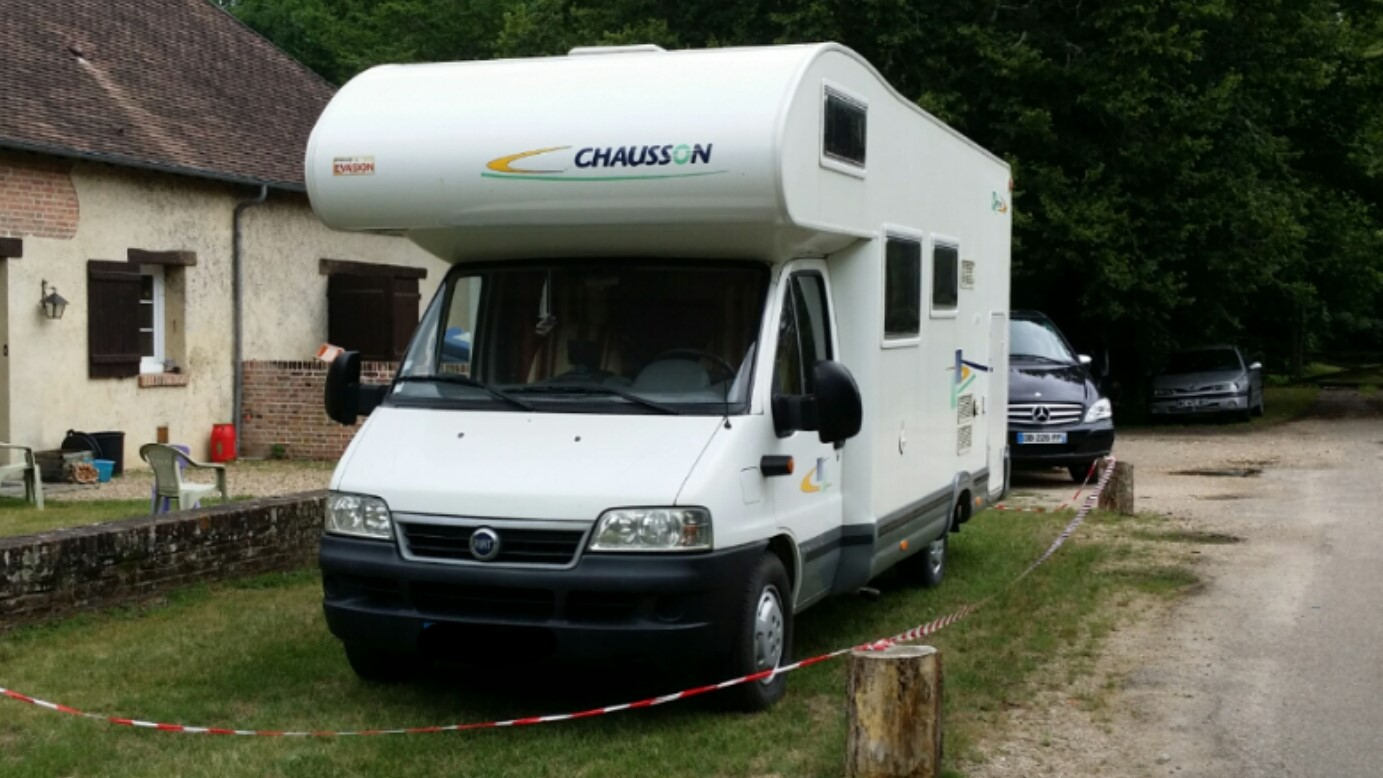 camping-car CHAUSSON WELCOME  FACE