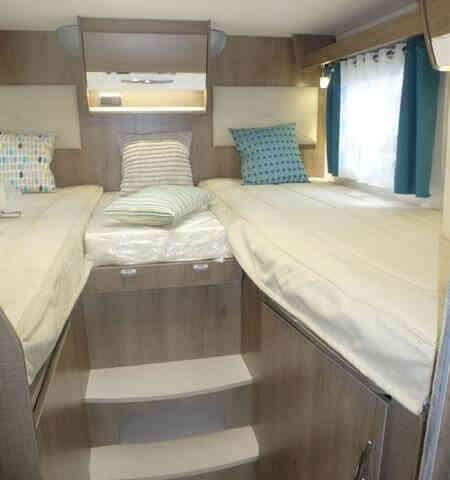 camping-car BAVARIA T 746 GJ