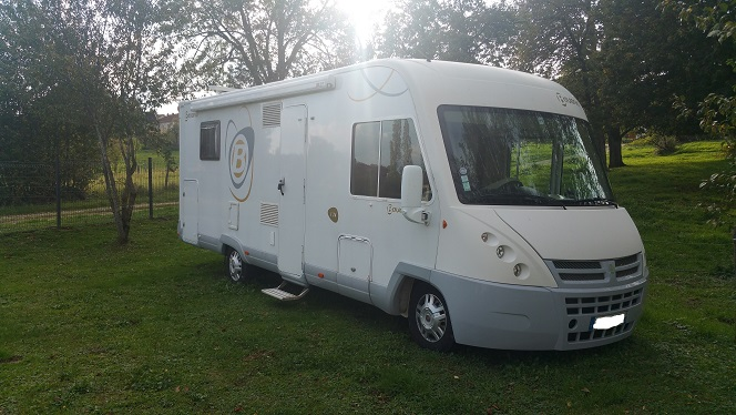 camping-car BAVARIA I 74 LC ARTIC