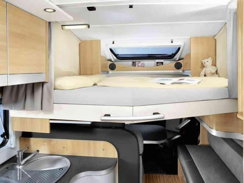 camping-car DETHLEFFS GLOBEBUS T4