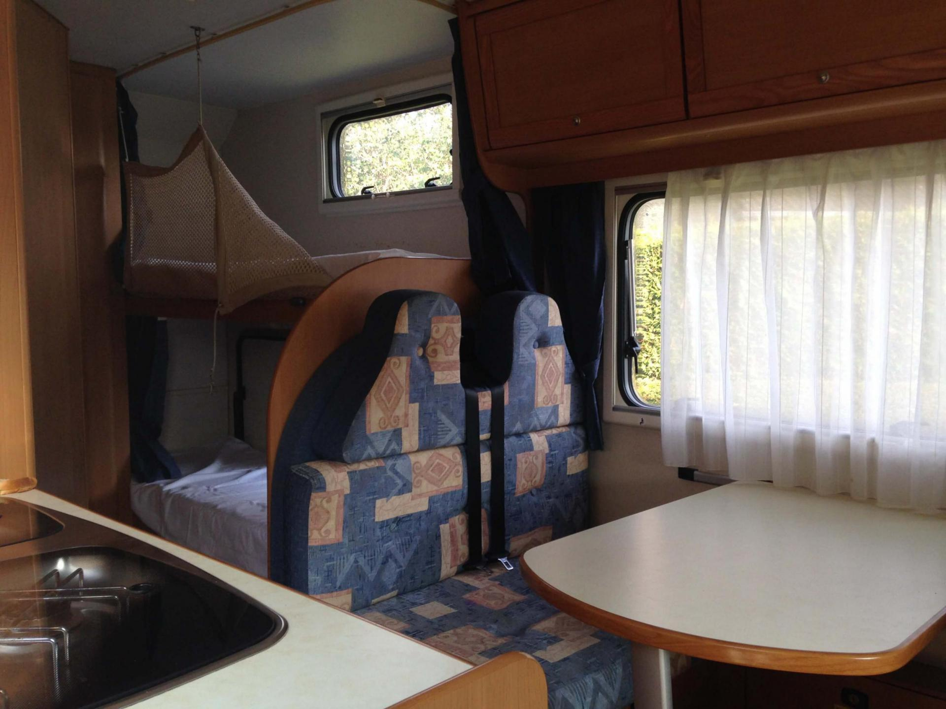 camping-car CI CARIOCA 10