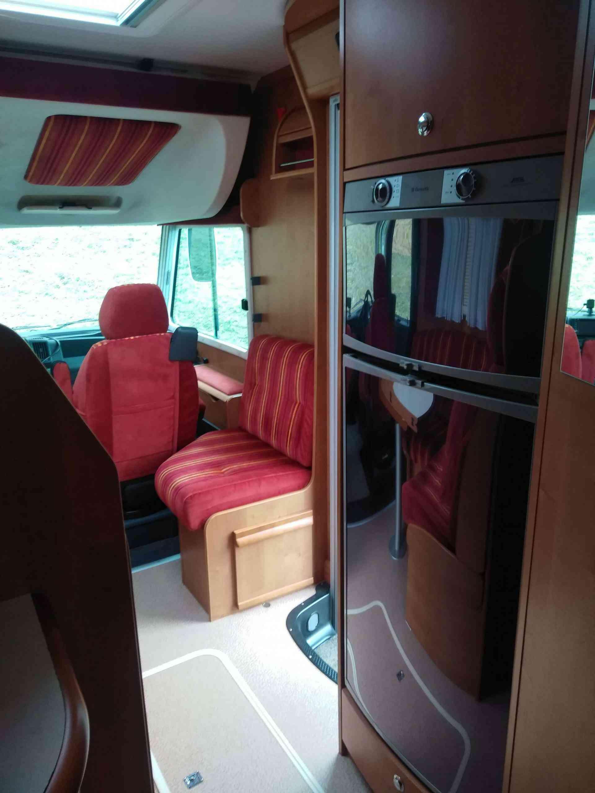 camping-car RAPIDO 9083 DF