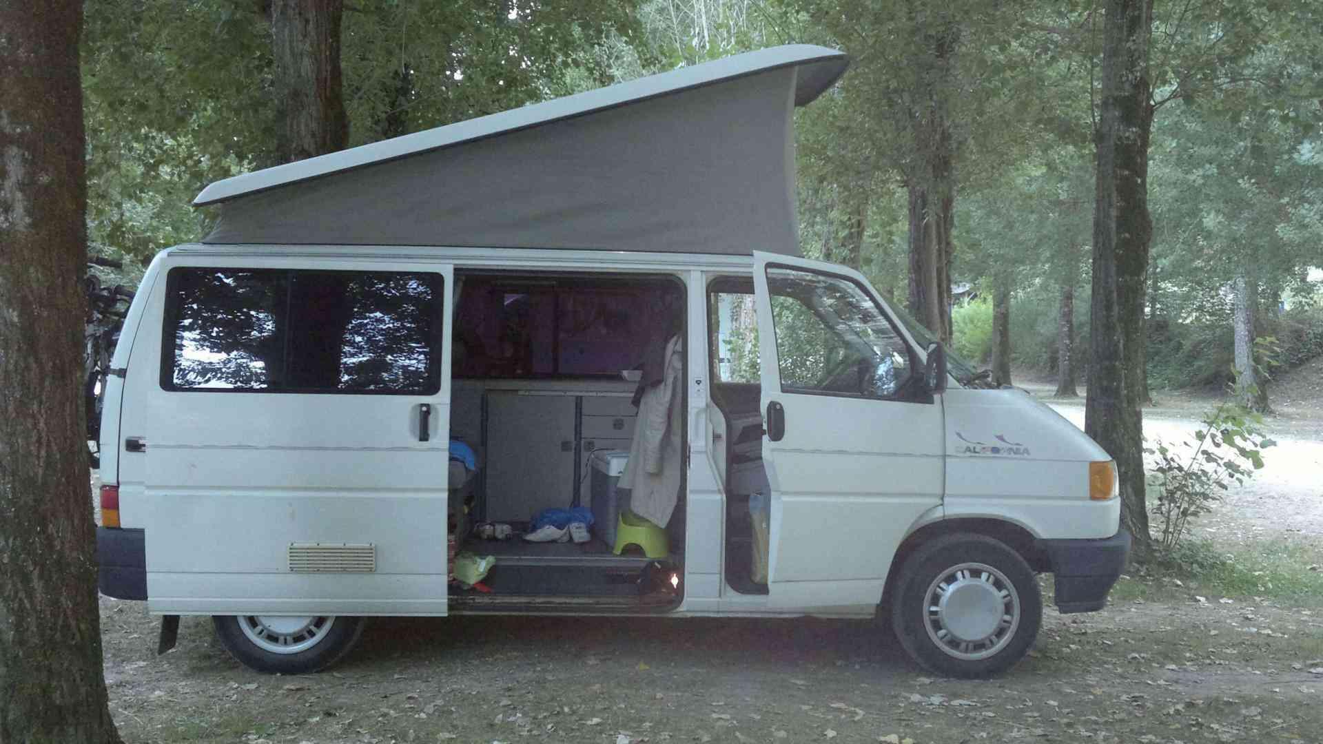 camping-car VOLKSWAGEN T4 CALIFORNIA WESTFALIA