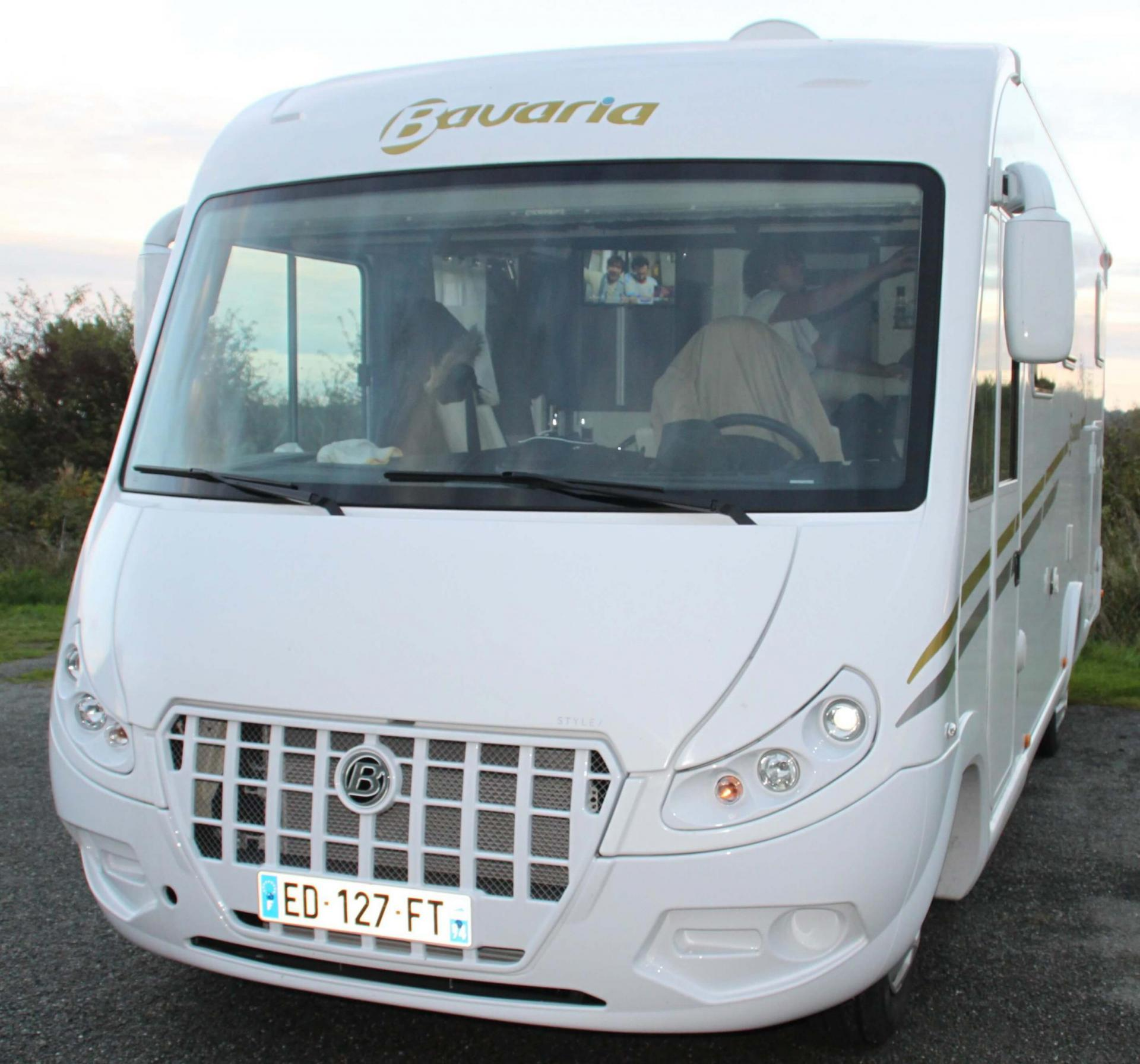 camping-car BAVARIA I 740 GJ