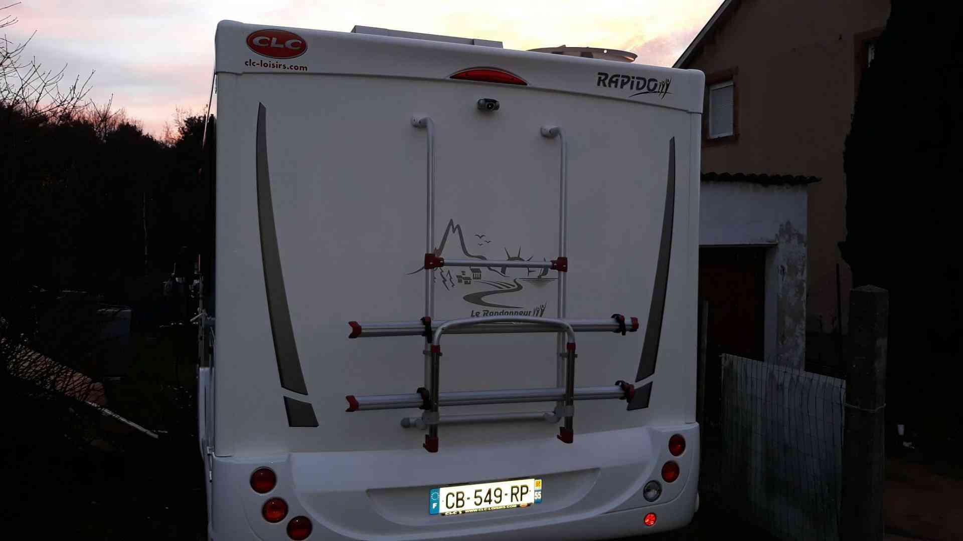 camping-car    RAPIDO 691 F