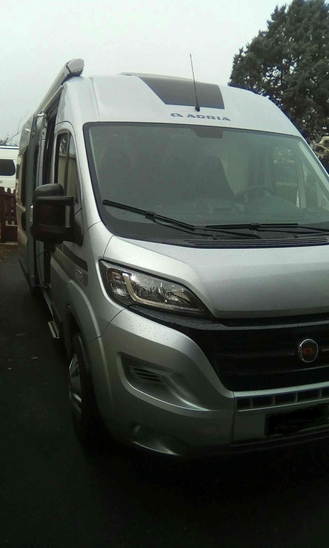 camping-car ADRIA TITANIUM 600SPT