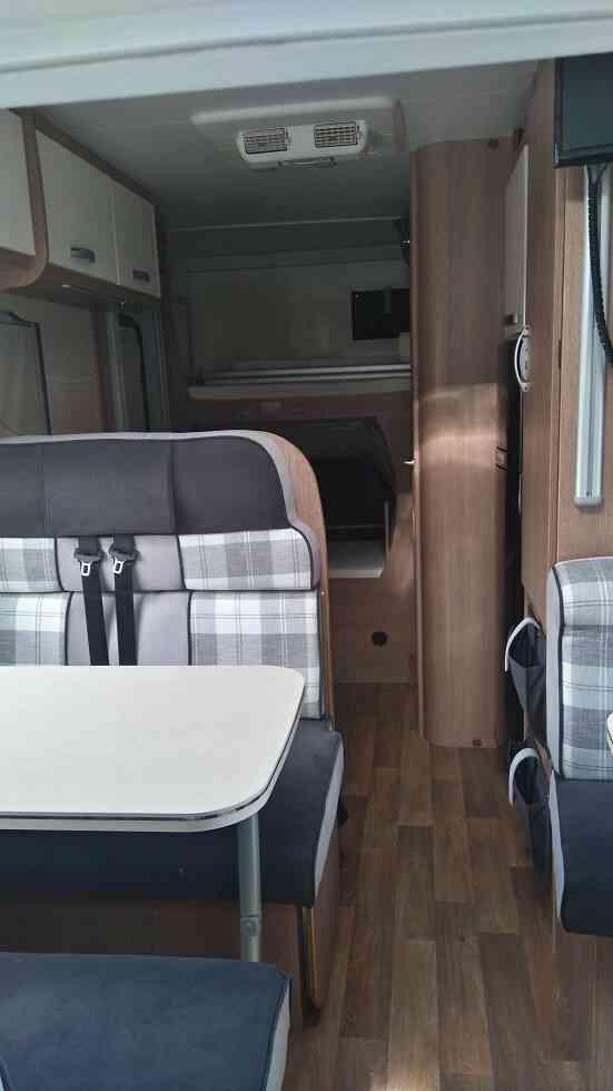 camping-car MC LOUIS GLAMYS 22