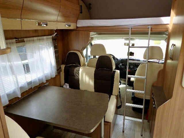 camping-car PILOTE AVENTURA A 650 AEG
