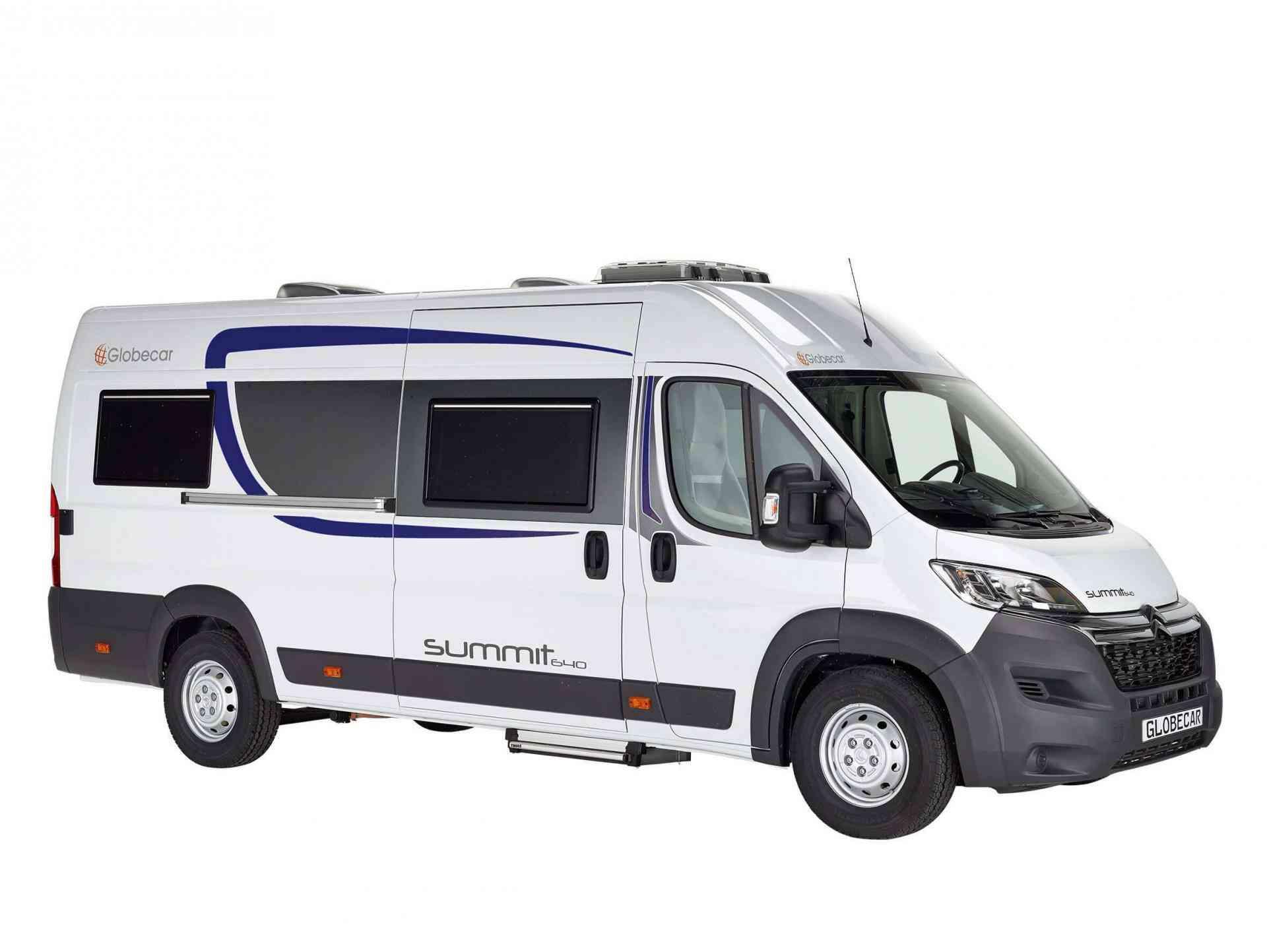 camping-car GLOBECAR SUMMIT 640