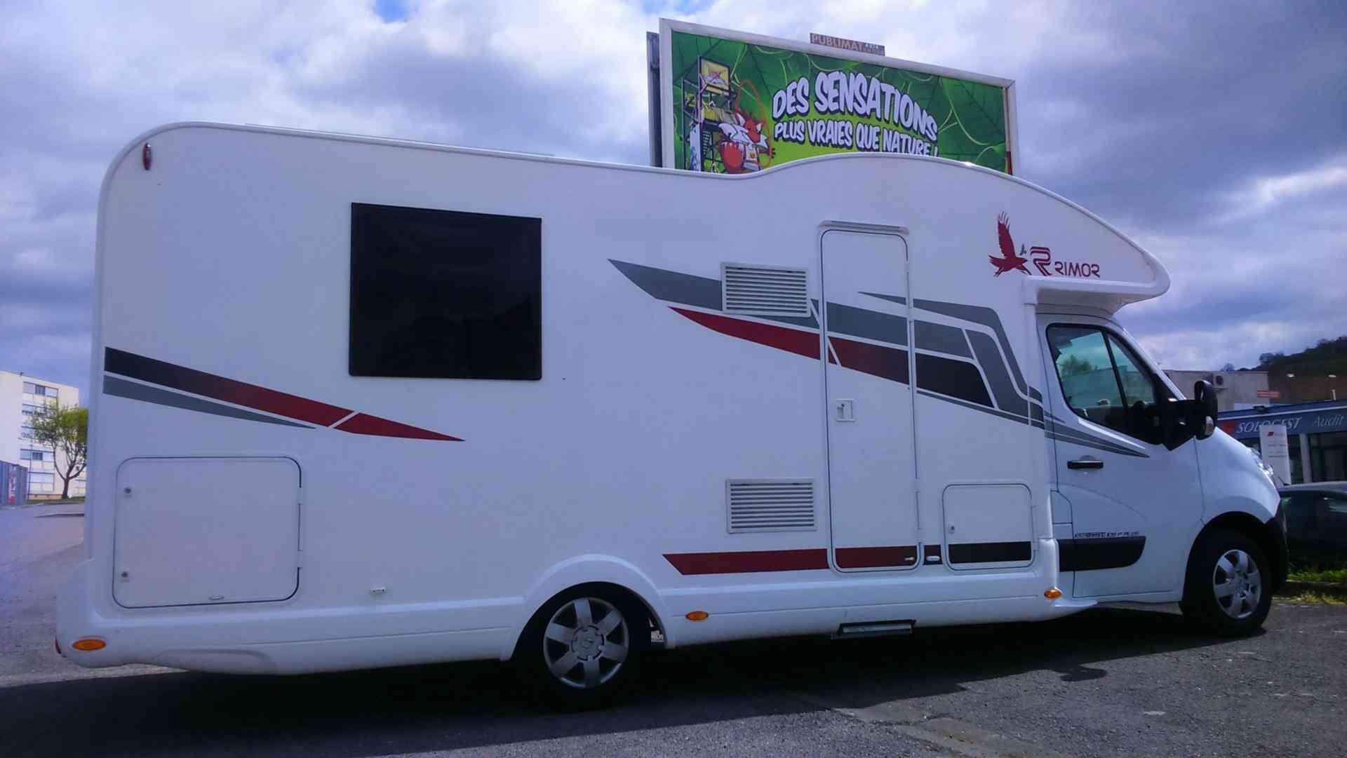 camping-car RIMOR KATAMARAMO 109 PLUS