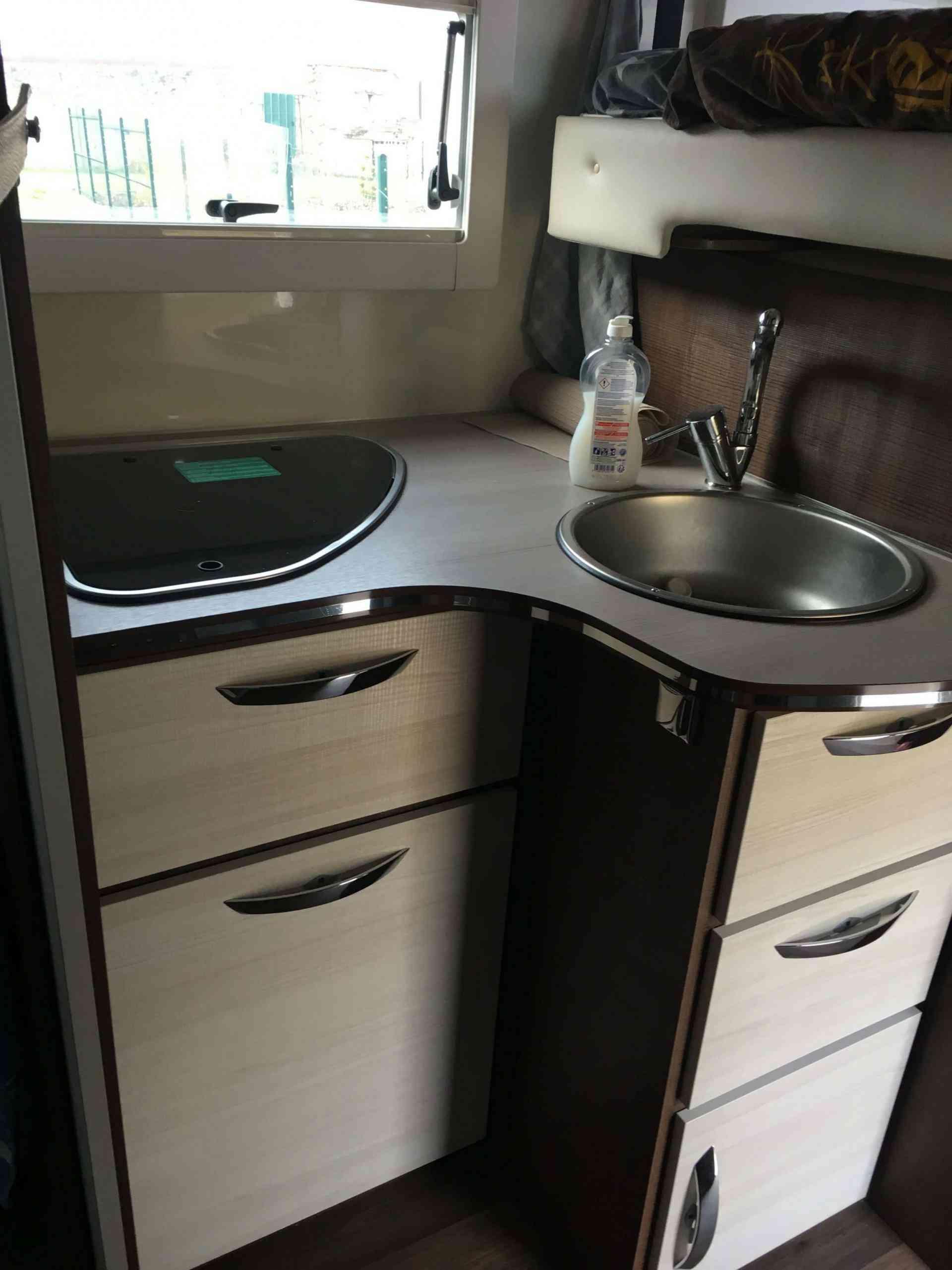 camping-car MC LOUIS MC4 80G