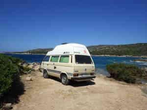 camping-car VOLKSWAGEN T3