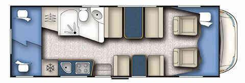 camping-car CHAUSSON FLASH C 636