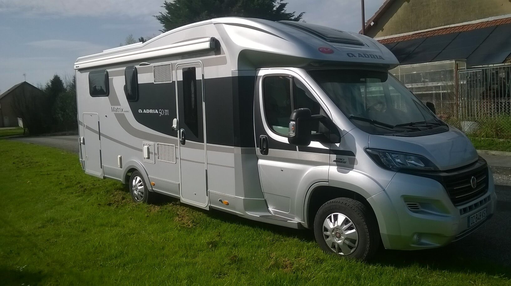 camping-car ADRIA MATRIX M 670 SC