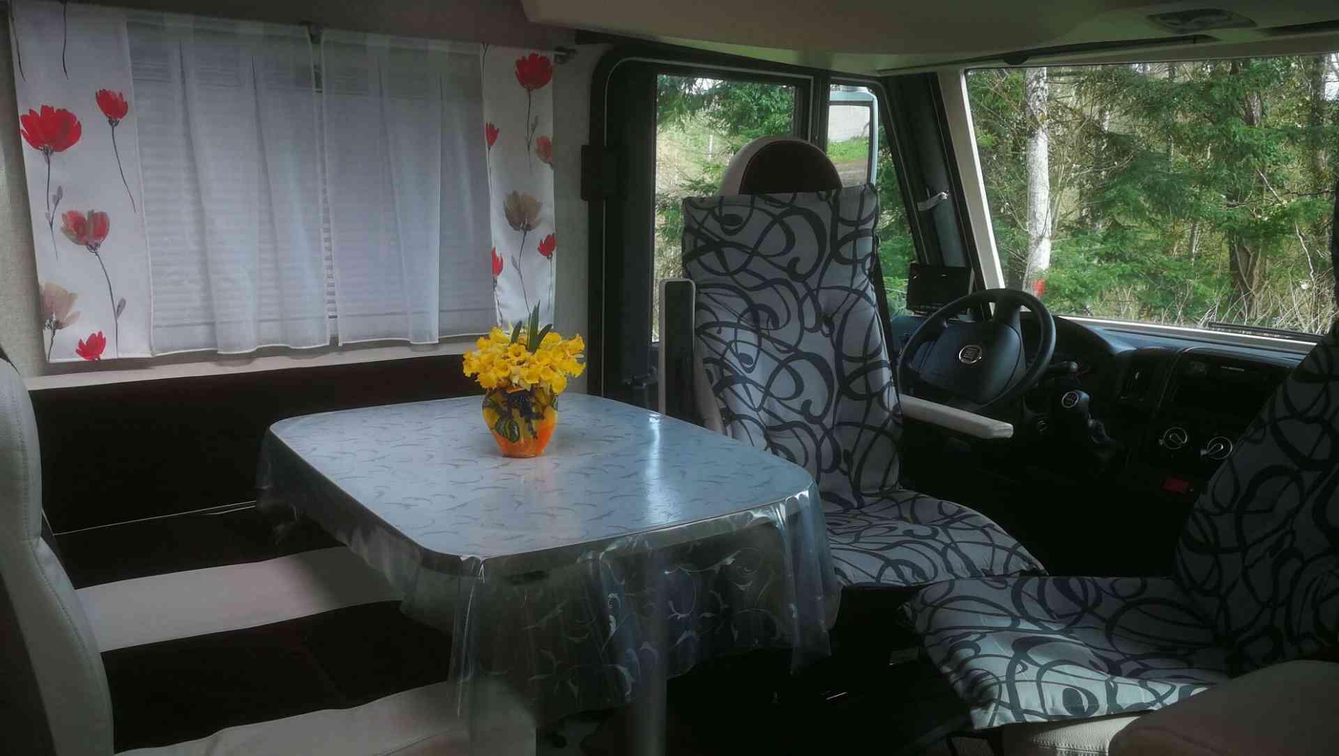 camping-car BAVARIA ARCTIC I 74 LC