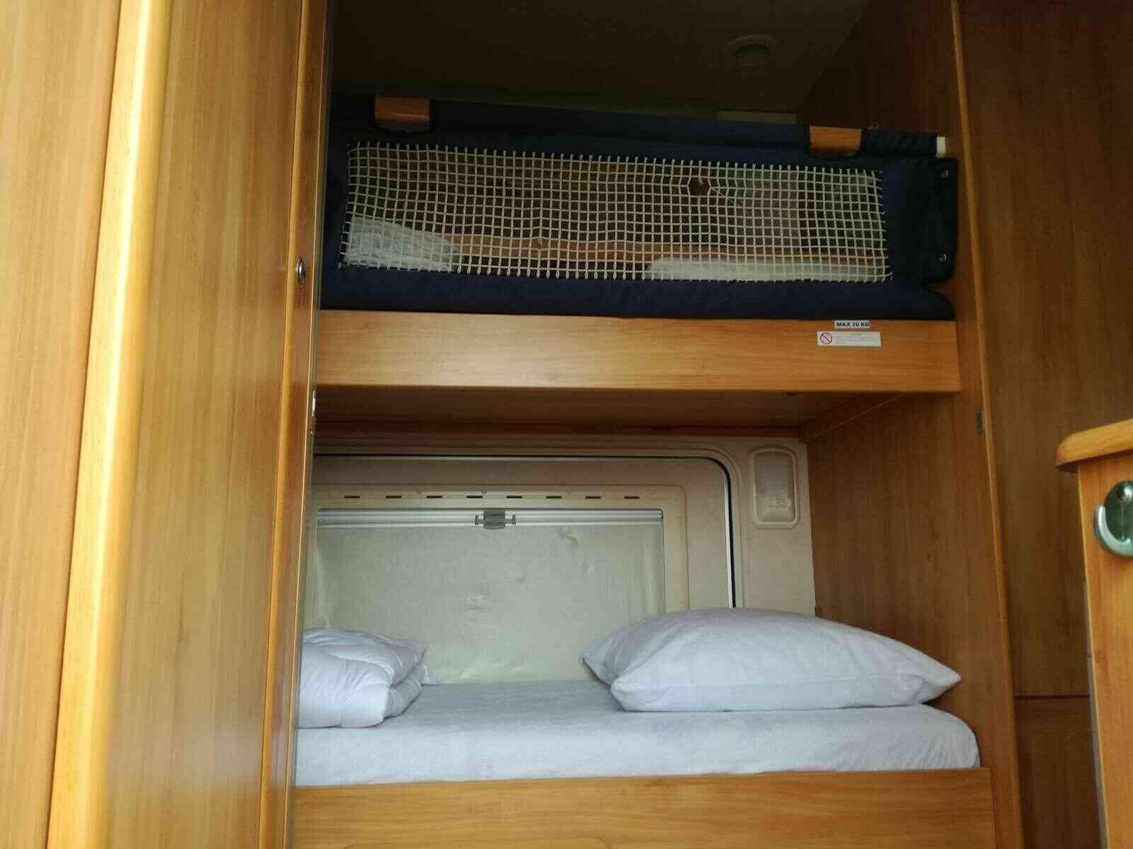 camping-car ADRIA 670 DK
