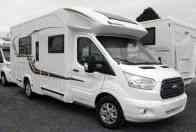camping-car BENIMAR TESSORO 486