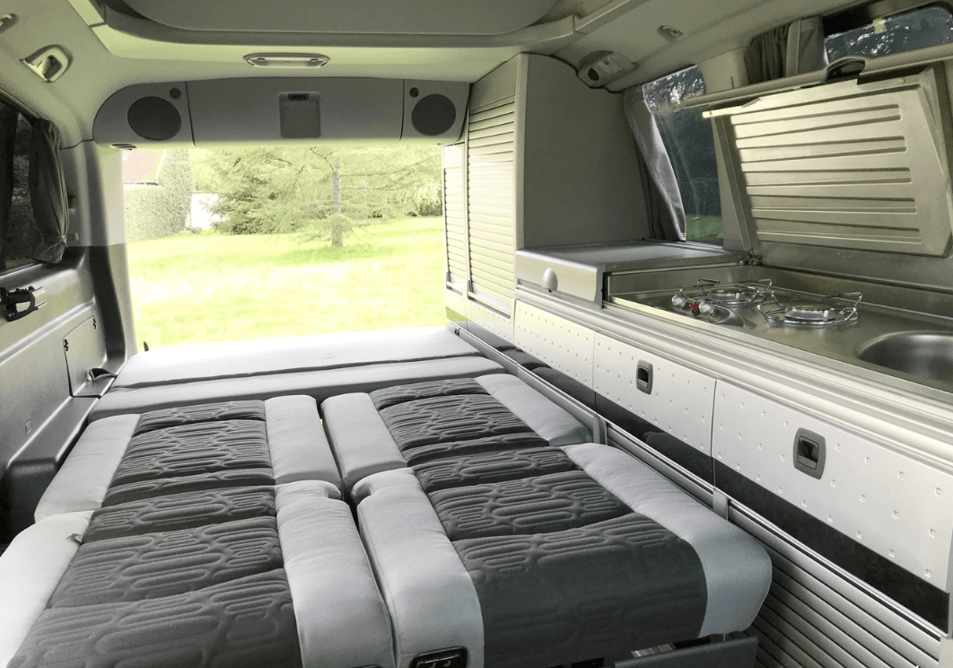 camping-car MERCEDES VIANO MARCO POLO