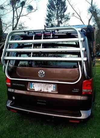 camping-car VOLKSWAGEN CALIFORNIA T5