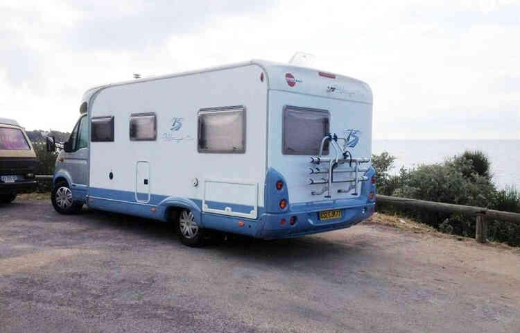camping-car BURSTNER T 680