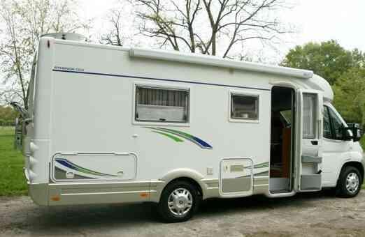 camping-car AUTOSTAR ATHENOR 569