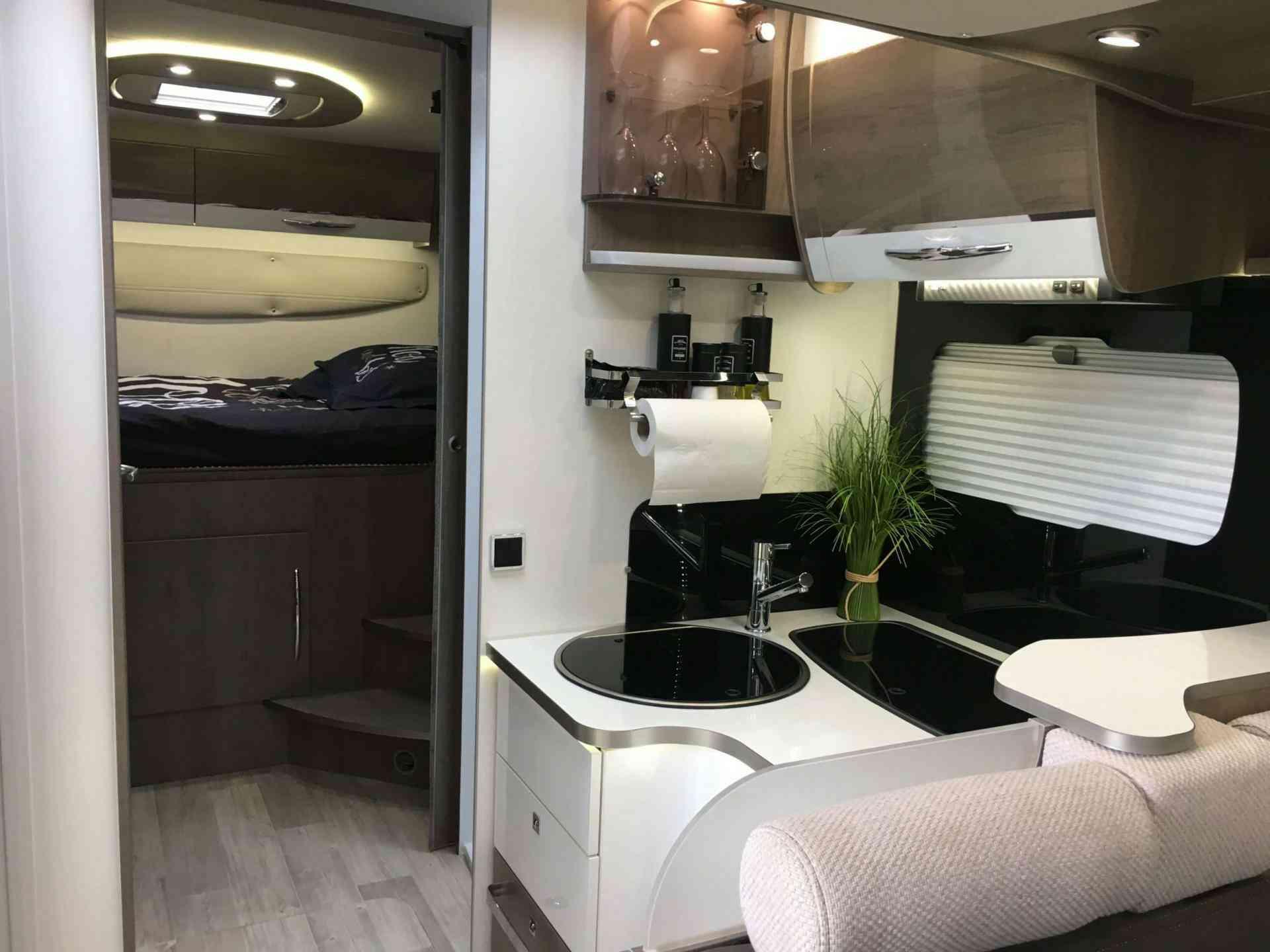 camping-car BAVARIA T 746 G Class