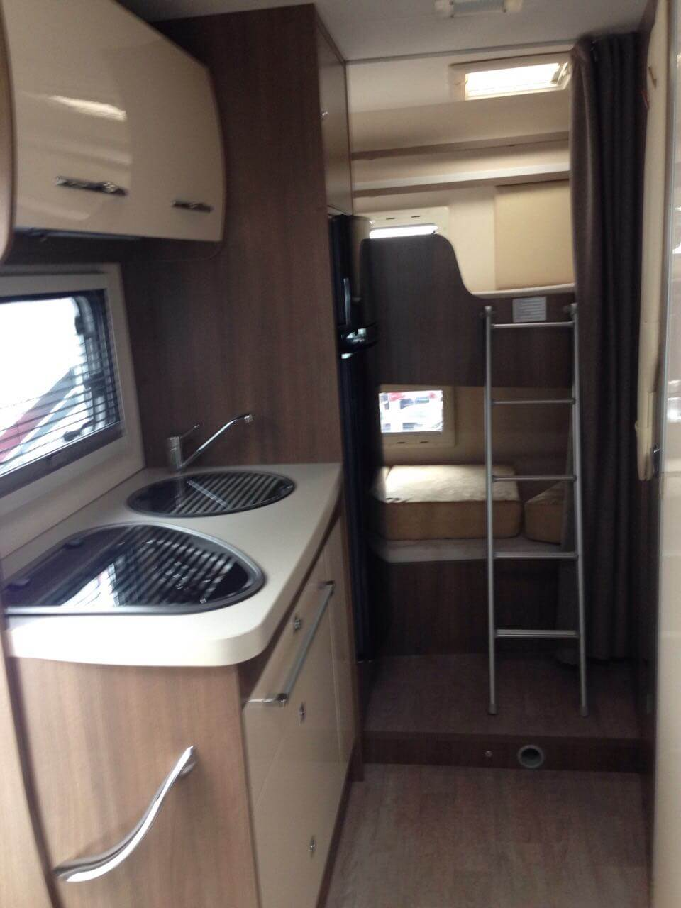 camping-car CHAUSSON FLASH C 636
