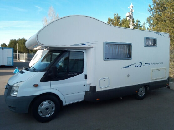 camping-car RIMOR DYNAMIC XGO 21