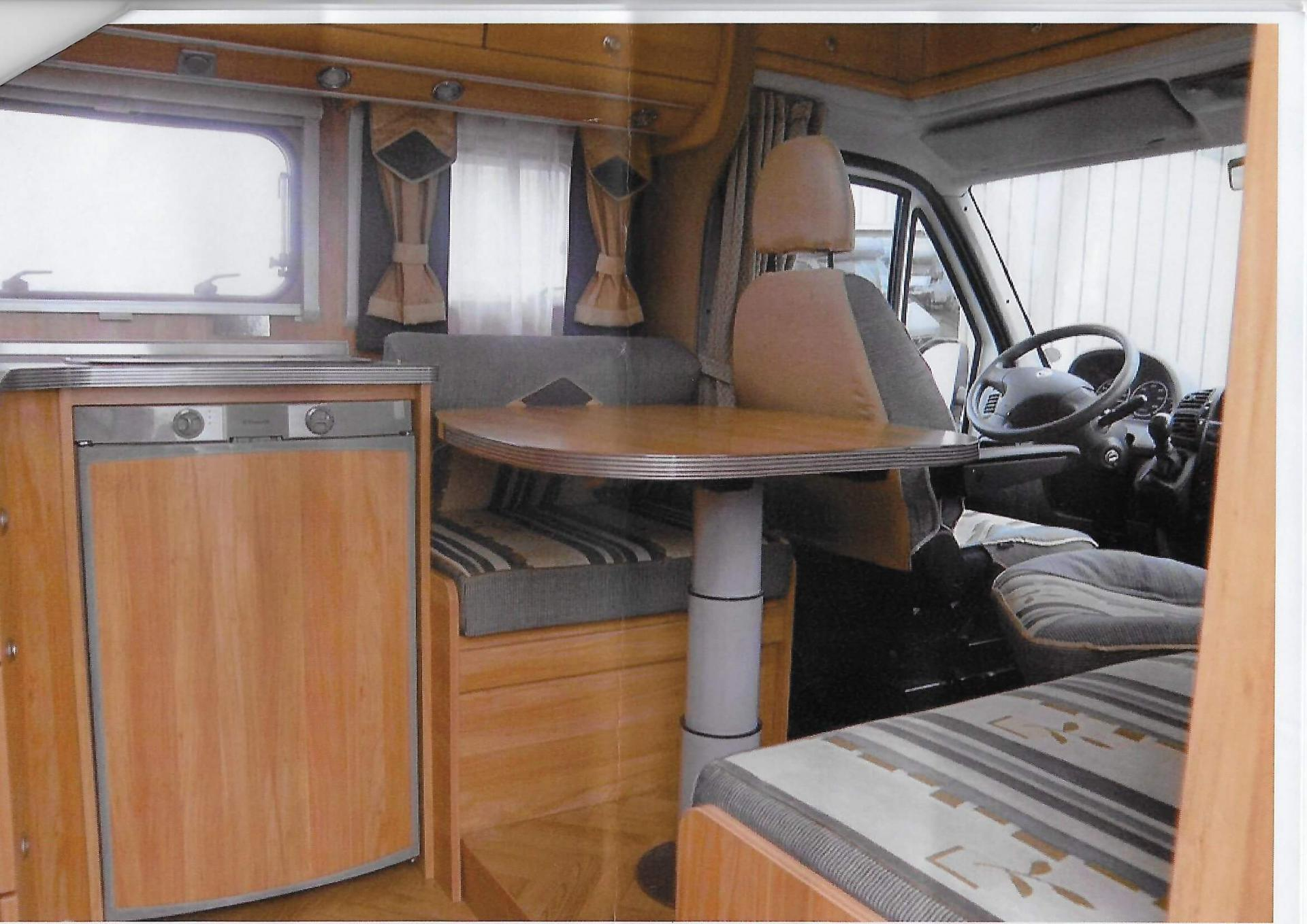 camping-car BUSTNER